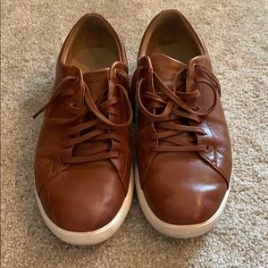 Cole Hana leather sneakers